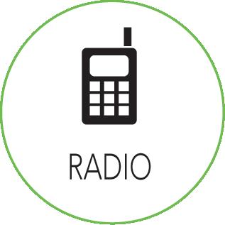 Cours avec radio